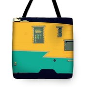 American Camper Series No.4 Tote Bag