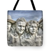 American Cinema Icons - America's Sweethearts Tote Bag