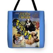 American Cocker Spaniel Art - Julius Caesar Movie Poster Tote Bag