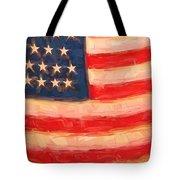American Colours Tote Bag