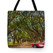 American Dream Drive 2 Tote Bag