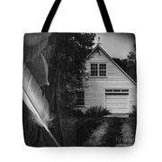American Dream IIi Square Tote Bag