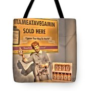 American Entertainment Icons - The First Lady Of Comedy Tote Bag