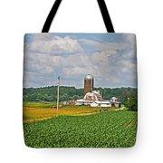 American Farmland 3 Tote Bag