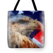 American Flag Photo Art 03 Tote Bag