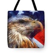 American Flag Photo Art 04 Tote Bag