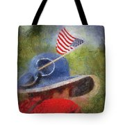 American Flag Photo Art 06 Tote Bag