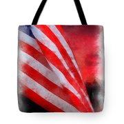 American Flag Photo Art 07 Tote Bag
