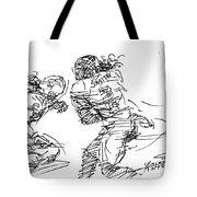 American Football 1 Tote Bag