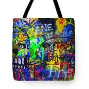 American Graffiti 15 - Crack Head Tote Bag