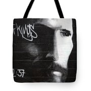 American Graffiti New Mexico 3 Tote Bag