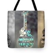 American Guitars 5 Tote Bag