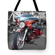 American Heat - Palm Springs Tote Bag