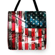 American Heroes Tote Bag