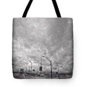 American Highway Tote Bag