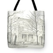 American Home II Tote Bag