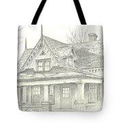 American Home Tote Bag