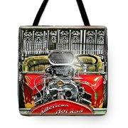 American Hot Rod Tote Bag