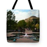 American Indian Museum Tote Bag