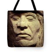 American-indian-portrait 2 Tote Bag