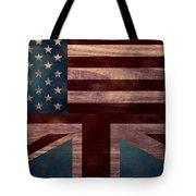 American Jack I Tote Bag by April Moen