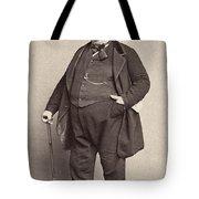 American Man, 1860s Tote Bag