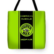 American Muscle - Mopar II Tote Bag