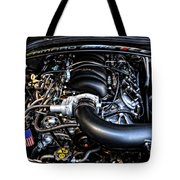 American Muscle Car Power Tote Bag