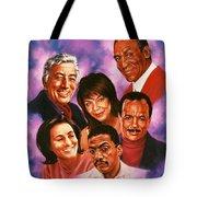 American Music All Stars Tote Bag
