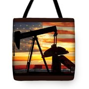 American Oil  Tote Bag by James BO  Insogna