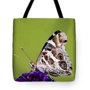 American Painted Lady Tote Bag