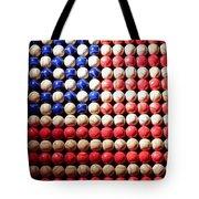 American Pastime Tote Bag