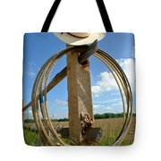 American Ranch Tote Bag by Olivier Le Queinec