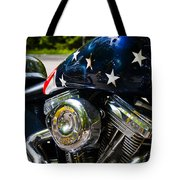 American Ride Tote Bag