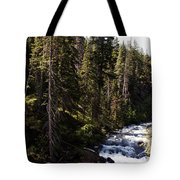 American River Tote Bag