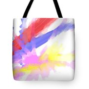 American Sunrise Tote Bag