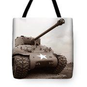American Tank Tote Bag