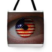 American View Tote Bag