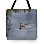 American Wigeon Tote Bag