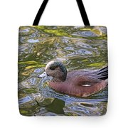 American Wigeon Tote Bag