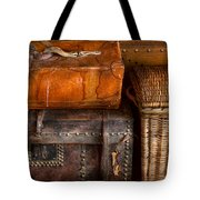 Americana - Emotional Baggage  Tote Bag