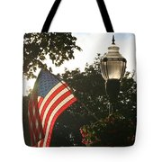 America's Downtown Tote Bag