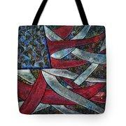 America's Journey Tote Bag