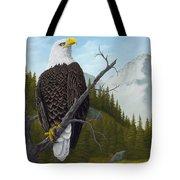 America's Pride Tote Bag