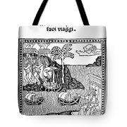 Amerigo Vespucci, 1505 Tote Bag