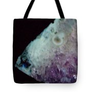 Amethyst Fish Tote Bag