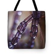 Amethyst  Tote Bag by Rona Black