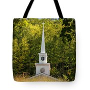 Amidst The West Virginia Woods Tote Bag