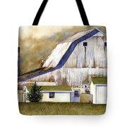 Amish Barn Tote Bag
