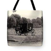 Amish Buggy Sept 2013 Tote Bag